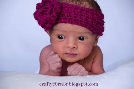 baby flower headbands crochet baby flower headband everyday shopaholic