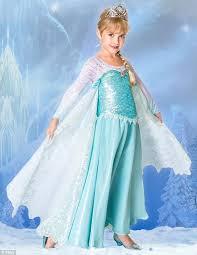 disney u0027s elsa dress from frozen sells for over 1 000 on ebay