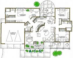 winter plan example of passive solar house plan designed and