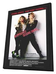 Seeking Poster Desperately Seeking Susan Posters From Poster Shop