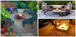 unique fire pits preparing for warm weather with outdoor fire pits home u0026 garden