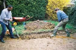 retaining walls how to build a retaining wall in a garden