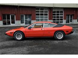 lamborghini urraco 1976 lamborghini urraco p250 for sale classiccars com cc 965095