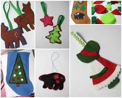 christmas ornaments unique unique christmas ornaments think crafts by createforless