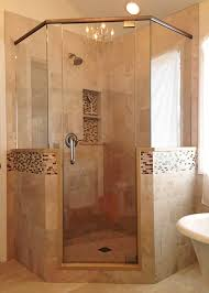 Diy Frameless Shower Doors Neo Angle Shower Doors Become More And More Popular The