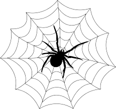 halloween background black spider web spider web transparent background png mart spider png transparent