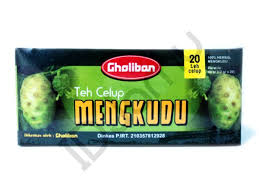 Teh Noni noni fruit tea 20 teabags 100 herbal morinda citrifolia mengkudu