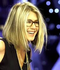 Bob Frisuren Mit Pony Und Brille by Frisuren Mit Brille Frisur Ideen 2017 Hairstyles