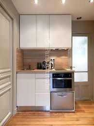 mini cuisine studio mini lave vaisselle et four combiné pinteres