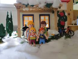playmobil maison coloriage youtube