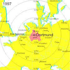 Std Map Map Dortmund Germany Map Dortmund Germany Travel Maps And Major