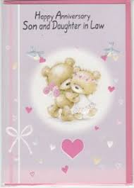 Greeting Cards For Wedding Wishes Anniversaries Son And Daughter In Law English Greeting Cards