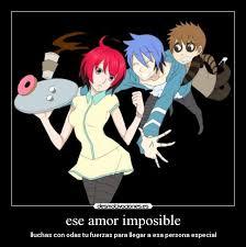 imagenes de amor imposible anime usuario aldith desmotivaciones