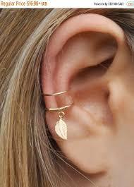 cartilage cuff earrings christmas sale wrap cuff leaf ear cuff ear cuff