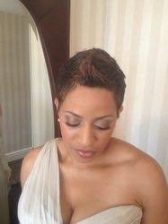 Bridal Makeup New York African American Wedding Makeup Artist Nyc Mugeek Vidalondon