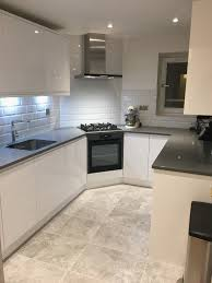 wickes high gloss white kitchen sofia range grey quartz counter 15 wickes high gloss white kitchen sofia range grey quartz counter 15 beautiful floor tiles