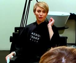 images of amy robach haircut news anchor amy robach takes back control over cancer with