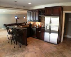 Small Basement Kitchen Ideas Houzz Basement Ideas Basement Kitchen Design Basement Kitchen