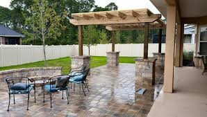 outdoor kitchens fire pits u0026 paver pool decks jacksonville
