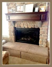 what an awesome idea a babyproof fireplace hearth cushion love