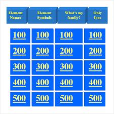 jeopardy powerpoint template free jeopardy powerpoint template