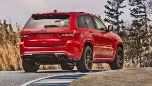 jeep cherokee dakar jeep grand cherokee trackhawk is the fastest suv ever made overdrive