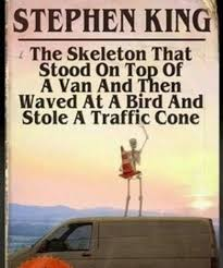 Stephen King Meme - memebase stephen king all your memes in our base funny memes