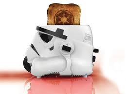 Toaster Brands Wars Stormtrooper Toaster