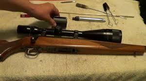ruger 77 22 hornet bolt action rifle youtube