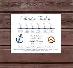 how to create nautical wedding invitations modern designs