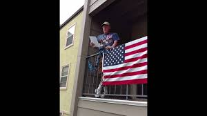 American Flag House Removal Of The American Flag By Apartment Complex Youtube