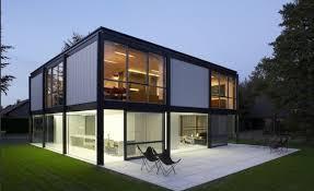 siete ventajas de casas modulares modernas y como puede hacer un uso completo de ella casa prefabricada acero mi casa casa prefabricada