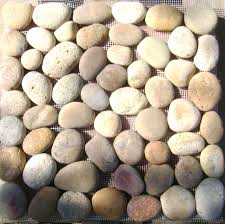Bulk Landscape Rock by Buff Colors Mexican Beach Pebbles These Handpicked Beach Stones