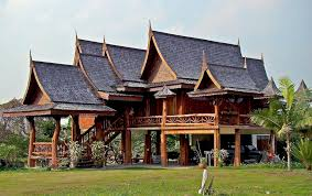 1 story houses thai house or farang 1 story or 2 my thai the
