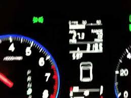 honda crv 2009 warning lights on dashboard honda crv dashboard youtube