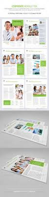templates for newsletters multipurpose business newsletter template vol 04 newsletter