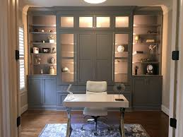 custom cabinets raleigh nc home office library custom cabinet raleigh triangle edgewood