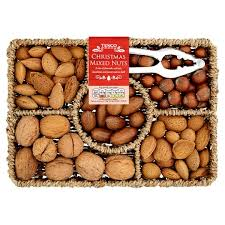 Christmas Nuts Tesco Christmas Mixed Nuts In Shell 405g Tesco Groceries