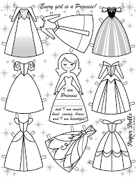 for your princesses free disney inspired paper dolls disney