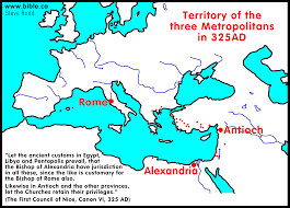 Council Of Chalcedon 451 Ad Apostate Church Organization 250 451ad The Rise Of The Diocesan