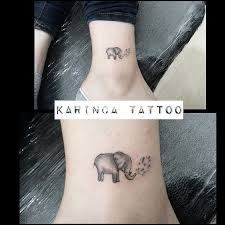 little elephant tattoo tattoos pinterest