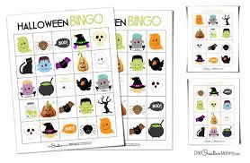 printable halloween bingo cards onecreativemommy com