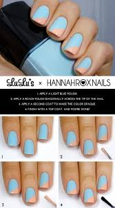 best 25 peach nail polish ideas on pinterest summer nail colors