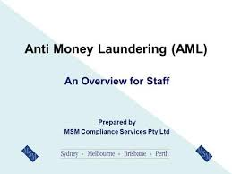 proceeds of crime u0026 anti money laundering workshop ppt download