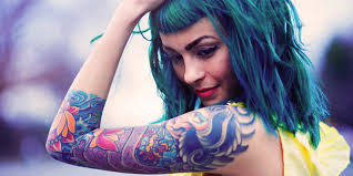 how tattoos went from subculture to pop culture huffpost