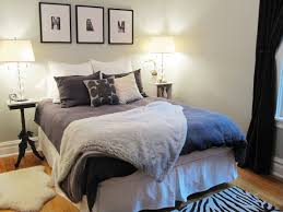 how to place throw pillows on a bed gray faux fur throw blanket transitional bedroom behr dolphin