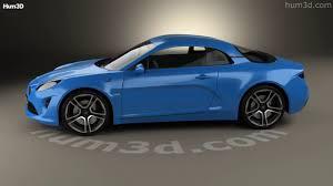 renault alpine concept interior renault alpine a110 premiere edition 2017 3d model by hum3d com