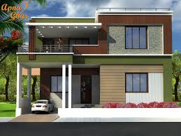 5 bedrooms duplex house design in 240m2 12m x 20m click here