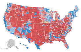 At T United States Coverage Map by What This 2012 Map Tells Us About America And The Election The