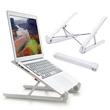 minimalist laptop amazon com laptop stand for desk steady foldable portable